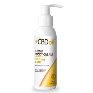 Plus CBD Cream