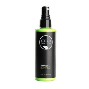 Pure CBD Extract Pain Relief Spray