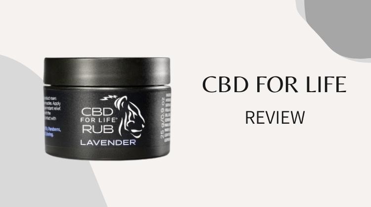 CBD For Life Reviews